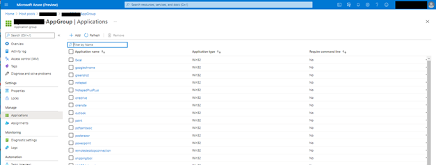 Publish MSIX AppAttached app via RemoteApp (work around) - 08